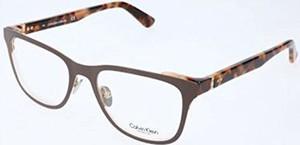 amazon.de Calvin Klein CK8019 208-50-19-135 oprawka na okulary brązowa 50