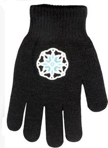 Rękawiczki yoclub z nadrukiem