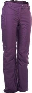 Fioletowe spodnie sportowe WED'ZE