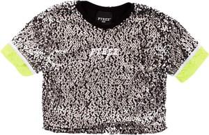 Czarna bluzka dziecięca Pyrex