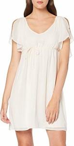 Sukienka amazon.de mini w stylu casual z krótkim rękawem