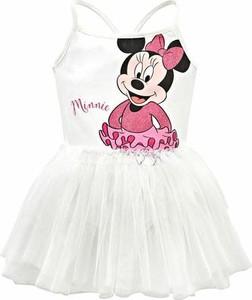 Sukienka dziewczęca disney z nadrukiem