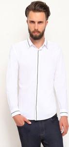Koszula Top Secret z długim rękawem z tkaniny