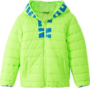 Zielona kurtka dziecięca bonprix bpc bonprix collection