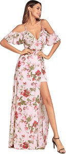 2866c4c613 długie letnie sukienki w kwiaty - stylowo i modnie z Allani
