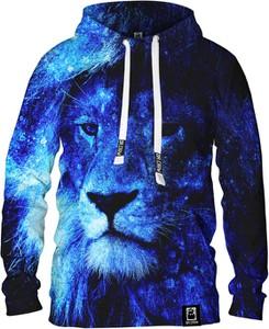 Niebieska bluza Dr.Crow Sklep w młodzieżowym stylu
