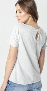 Bluzka born2be w stylu casual z krótkim rękawem