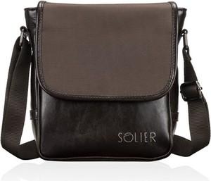 Brązowa torba Solier