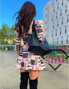 Sukienka Smlfashion.pl mini