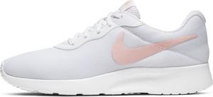Buty sportowe Nike z płaską podeszwą tanjun sznurowane