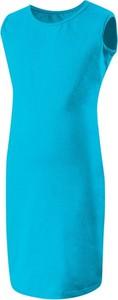Niebieska sukienka dziewczęca Rennwear