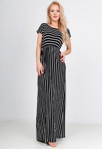 d0bd931328 bawełniana sukienka maxi - stylowo i modnie z Allani