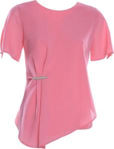 Bluzka Fokus z tkaniny