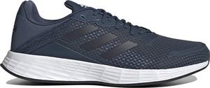Granatowe buty sportowe Adidas duramo