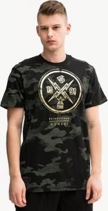 T-shirt Southpole z bawełny z krótkim rękawem