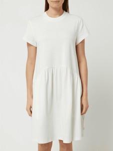 Sukienka Marc O'Polo DENIM mini w stylu casual z krótkim rękawem
