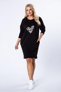 Sukienka Omnido.pl w stylu casual z bawełny