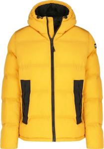 Żółta kurtka Champion w sportowym stylu