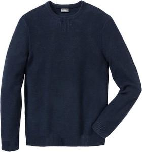 Sweter bonprix RAINBOW z bawełny
