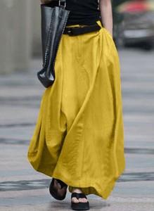 Żółta spódnica Cikelly