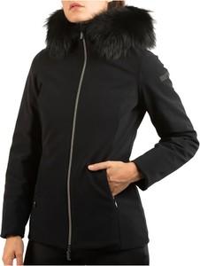 Czarna kurtka Rrd krótka
