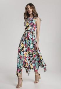 Sukienka Renee maxi bez rękawów