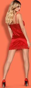 Czerwona piżama Obsessive