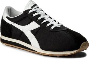 Sneakersy diadora - 501.172297 c0641 black/white