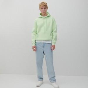 Bluza Reserved w młodzieżowym stylu z dresówki