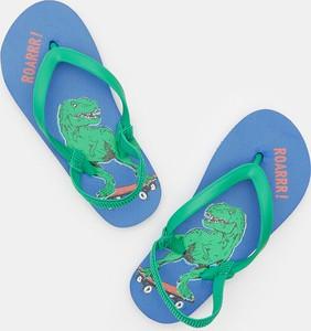Niebieskie buty dziecięce letnie Sinsay dla chłopców