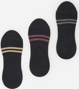 Czarne skarpetki Reserved w stylu casual