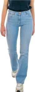 Niebieskie jeansy Pt Torino w stylu casual
