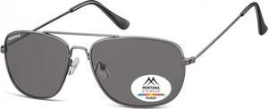 Stylion Meskie okulary pilotki Montana MP93 polaryzacyjne