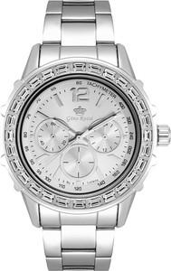 Zegarek damski Gino Rossi -GRICE-7259B - Srebrny