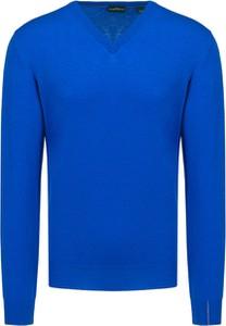 Sweter Chervo w stylu casual z wełny