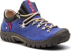Buty trekkingowe NAGABA w sportowym stylu sznurowane