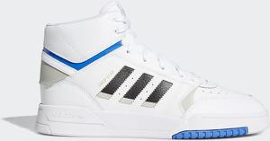 Buty Drop Step Adidas Originals (ftwr white/metal grey/glory blue)