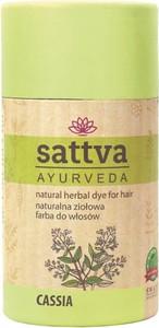 Sattva, Natural Herbal Dye for Hair, naturalna ziołowa farba do włosów, Neutral Cassia, 150 g