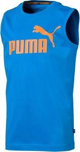 Koszulka dziecięca Puma bez rękawów