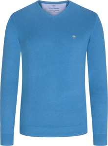 Niebieski sweter Fynch Hatton
