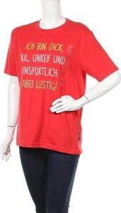 T-shirt Donnay z krótkim rękawem z okrągłym dekoltem