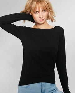 Bluzka FEMESTAGE Eva Minge z długim rękawem w stylu casual