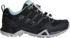 Buty sportowe Adidas z płaską podeszwą z nadrukiem