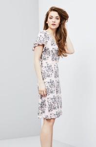 Sukienka moodo.pl kopertowa