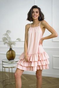 Sukienka Popatu na ramiączkach