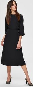 Sukienka Selected Femme midi