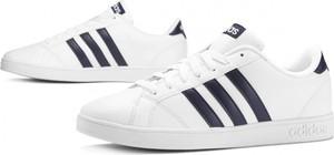 Białe buty męskie Adidas Originals skórzane kolekcja 2019