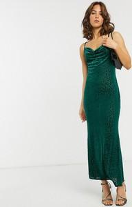 Zielona sukienka Pretty Lavish