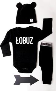Body niemowlęce ilovemilk.pl z bawełny