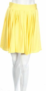 Żółta spódnica Fausto Puglisi